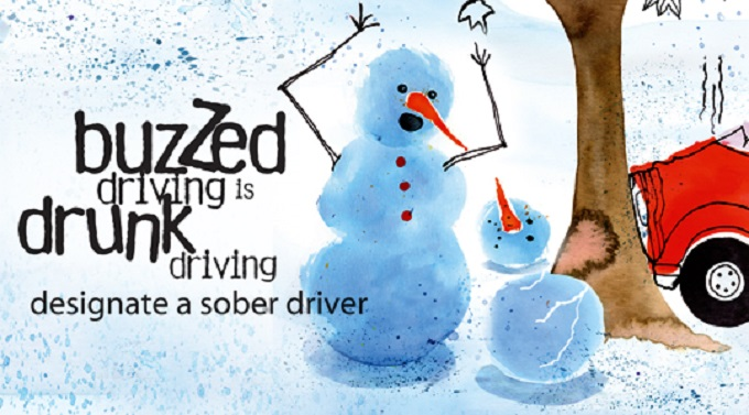 Driving Sober this holiday season
