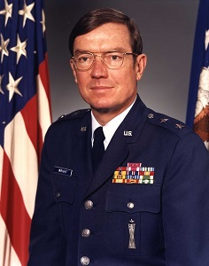 Maj Gen Clifton D Wright