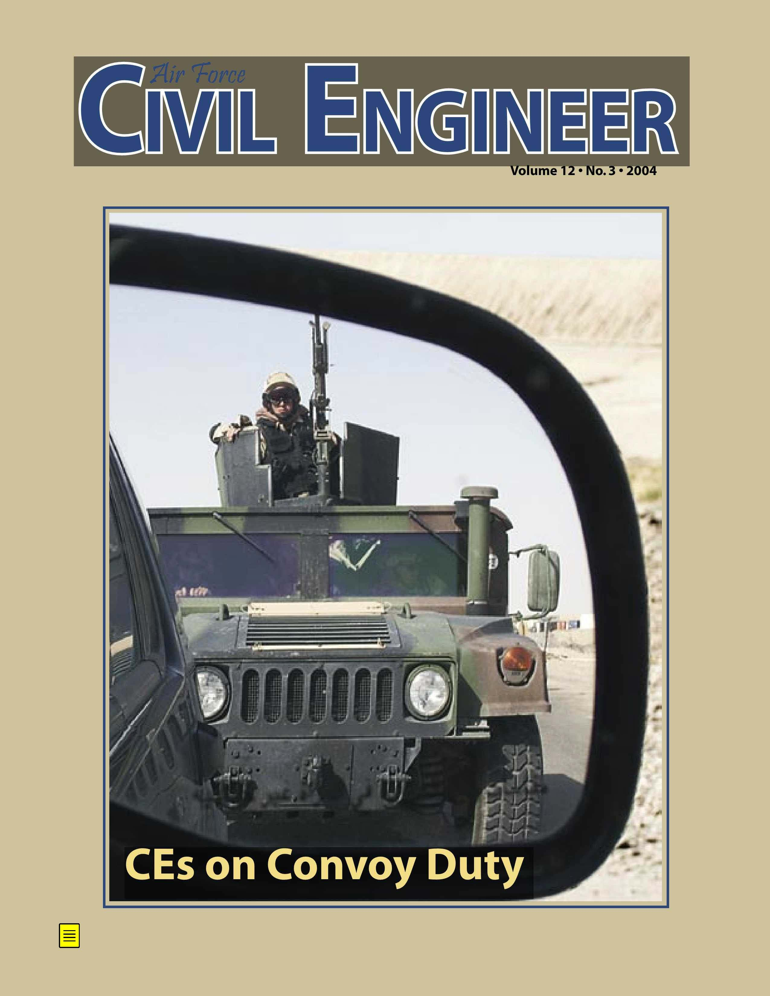 Fall 2004, CEs on Convoy Duty