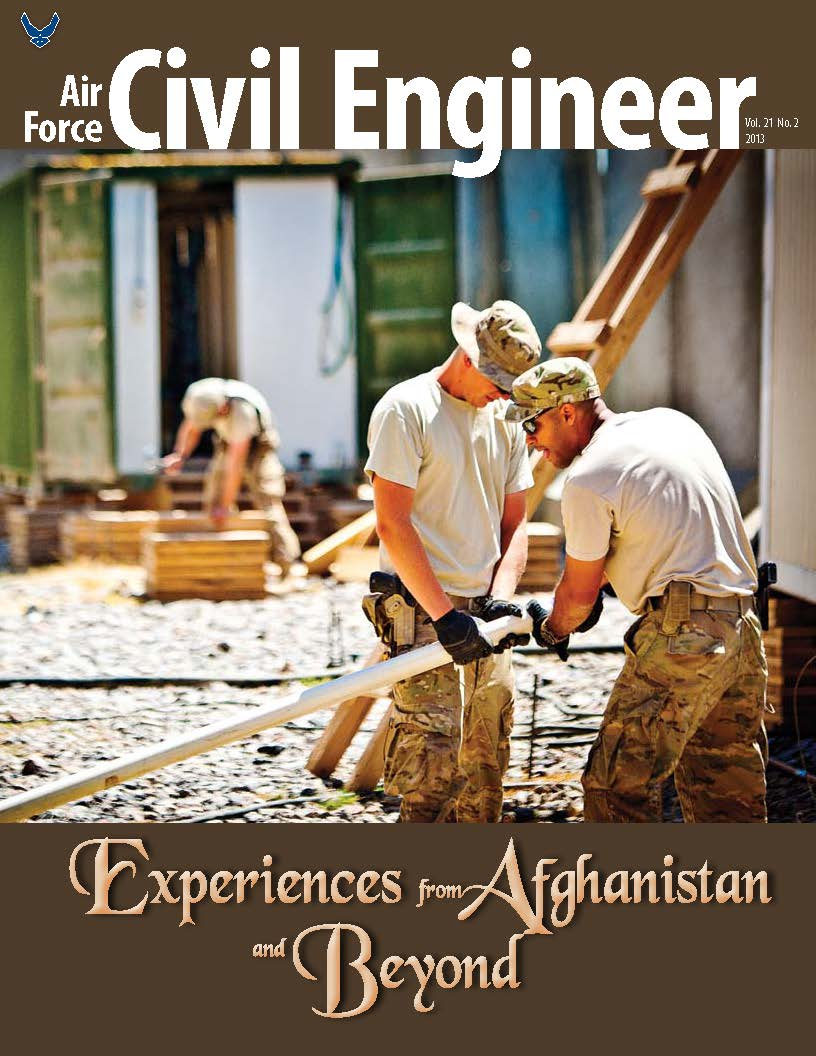 Spring 2013, Experiences from Afghanistan and Beyond