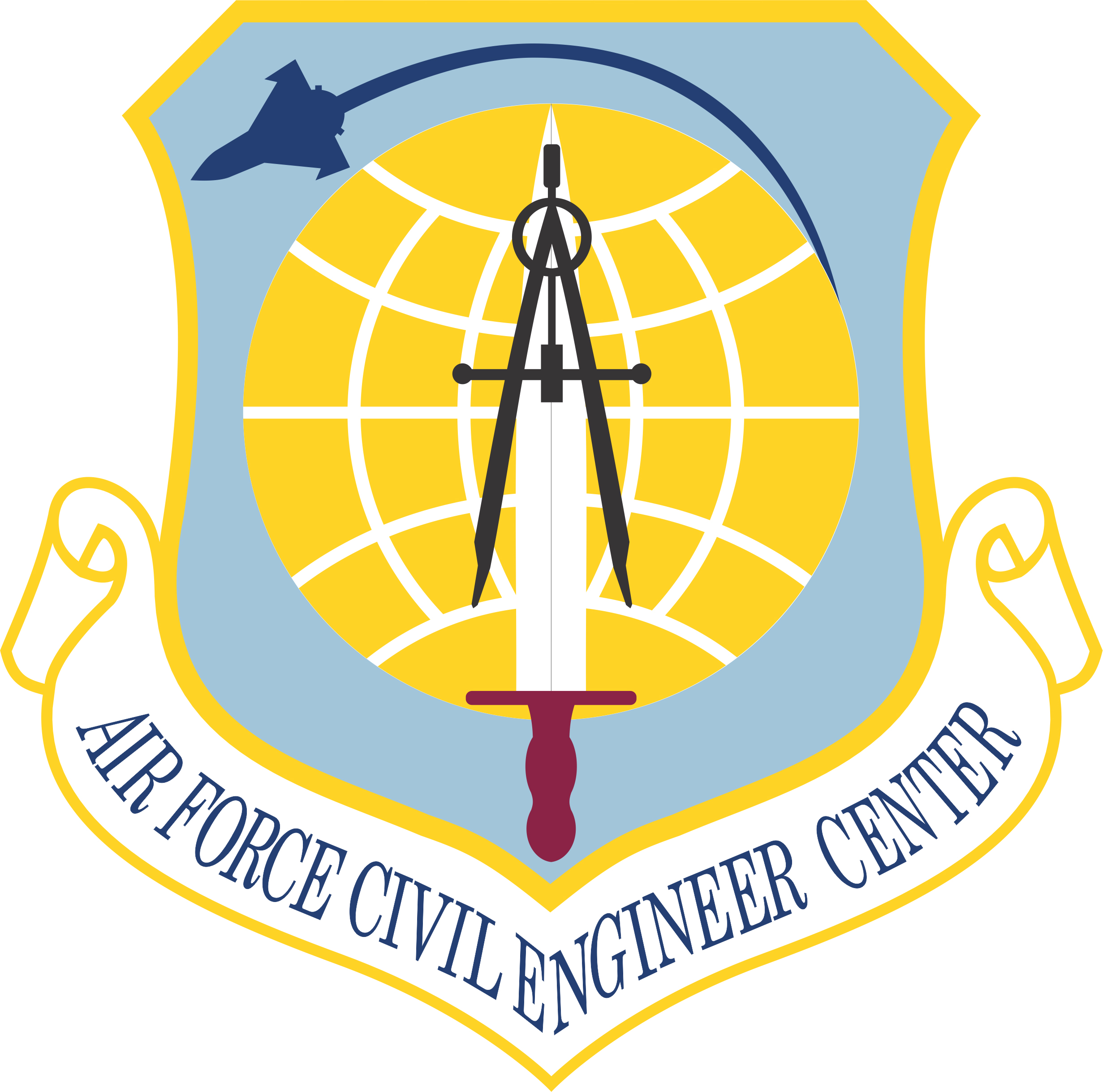 AFCEC shield
