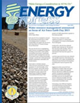 April 2013 Energy Express